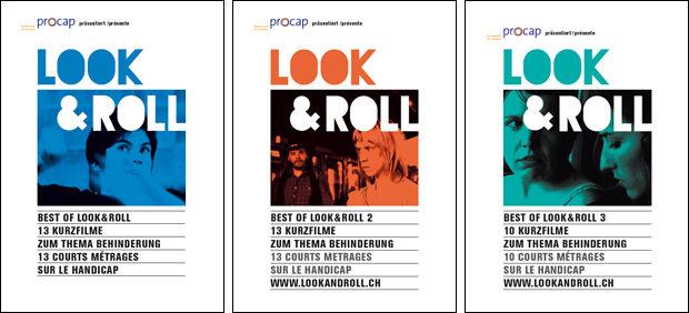 Die Cover der drei ersten DVD Editionen