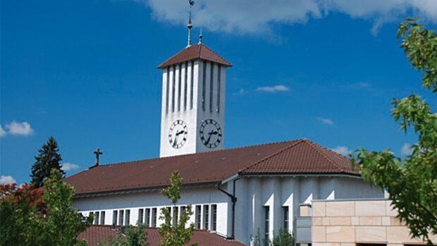 Die reformierte Kirche Ostermundigen